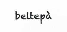 Beltepà