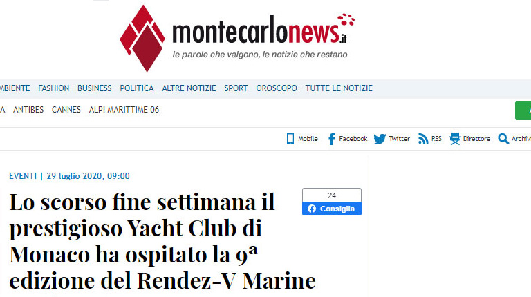 RENDEZ-V MARINE 2020 – montecarlonews.it